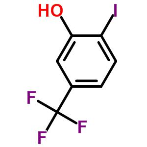 PHENOL, 2-IODO-5-(TRIFLUOROMETHYL)-