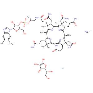 VITAMINE B12, ASCORBATE