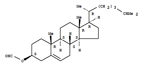 Cholesteryl formate