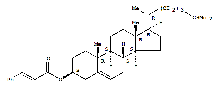 Cholesteryl cinnamate